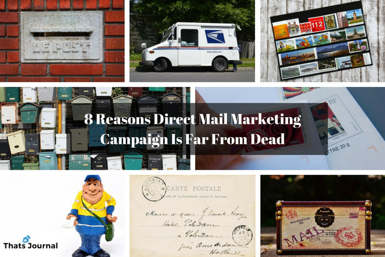 8 Reasons Direct Mail Marketing Campaign Is Far From Dead
