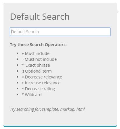 Searchford WordPress Plugin