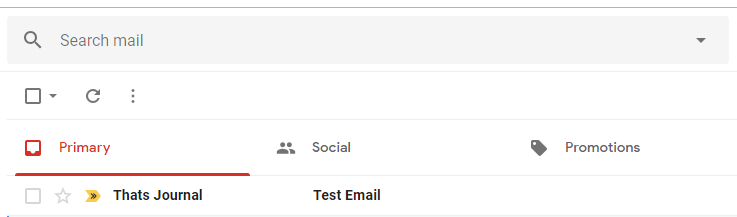 Email From Name in Gmail