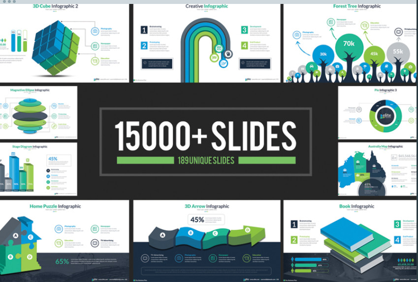 Ultimate Business PowerPoint Template