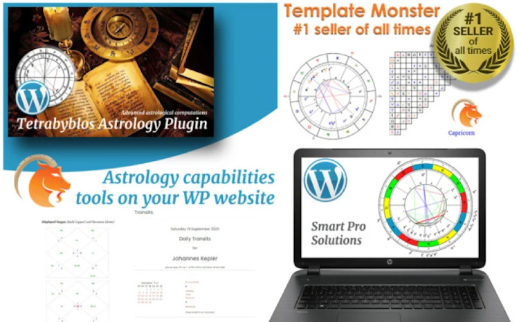 Best Horoscope and Astrology WordPress Plugin