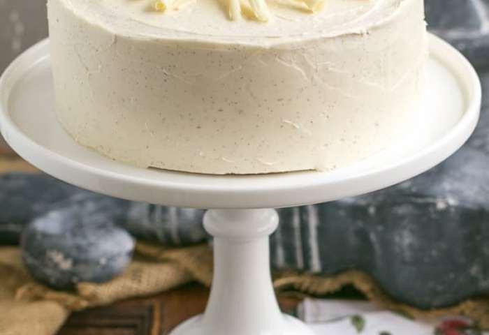The Perfect White Birthday Cake Recipe