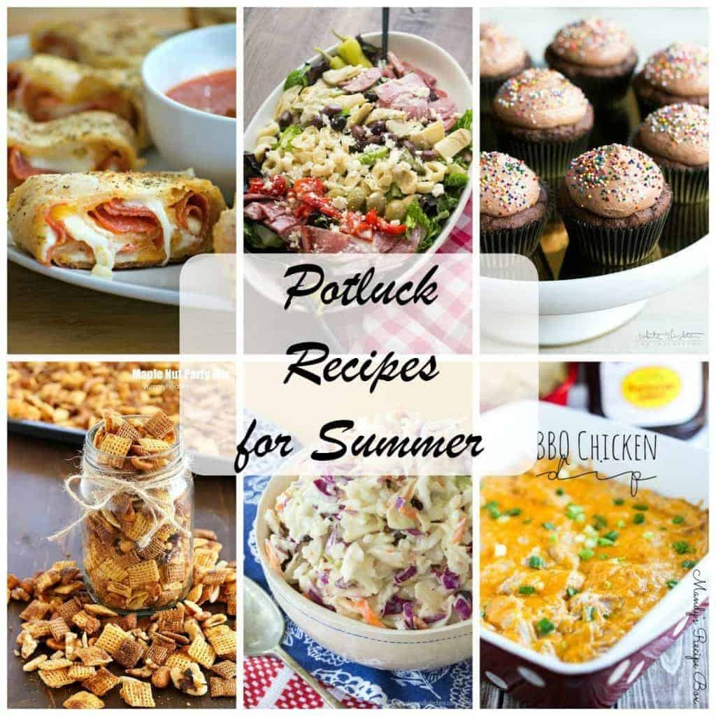 Main Dish Potluck Ideas Work