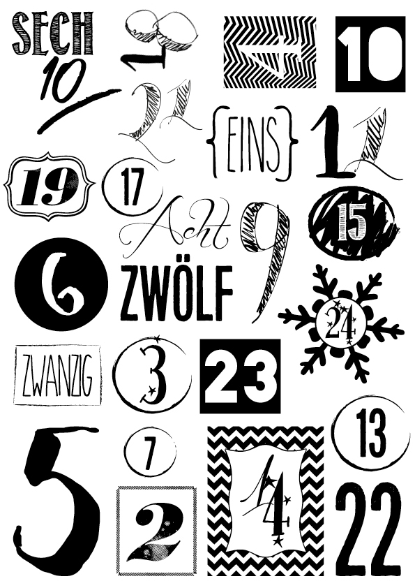 lastminute adventskalender selbstgemacht download doodles free download. Black Bedroom Furniture Sets. Home Design Ideas