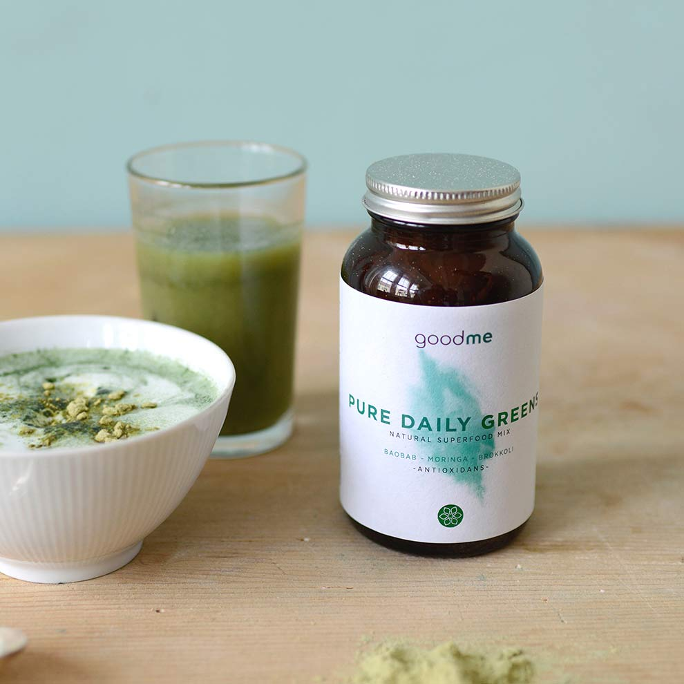 Good me superfood, gesund und lecker, thatslife berlin, Puredailygreens