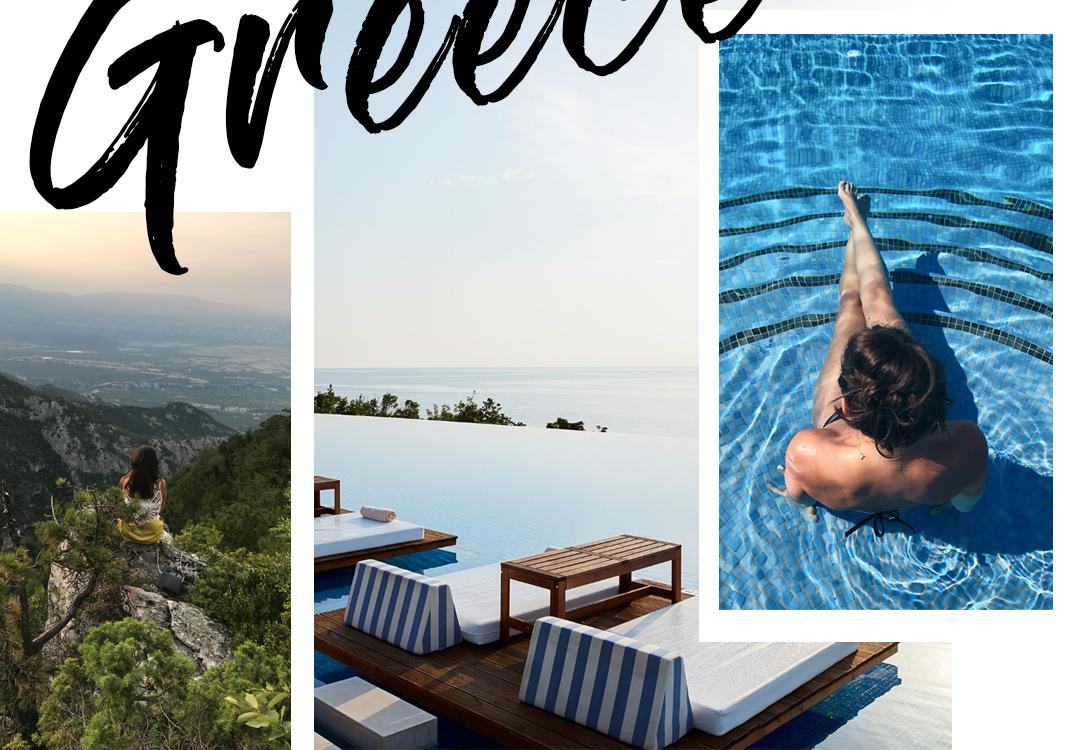Griechisches Festland erleben - Das Cavo Olympo Hotel