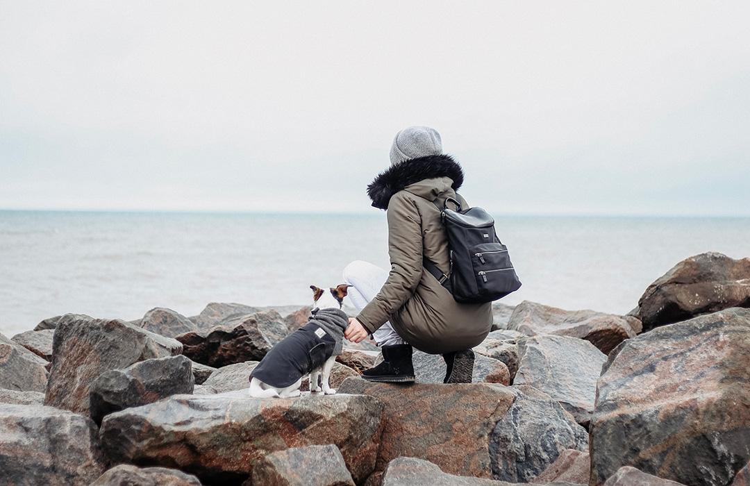 Ostesee-mit-Hund