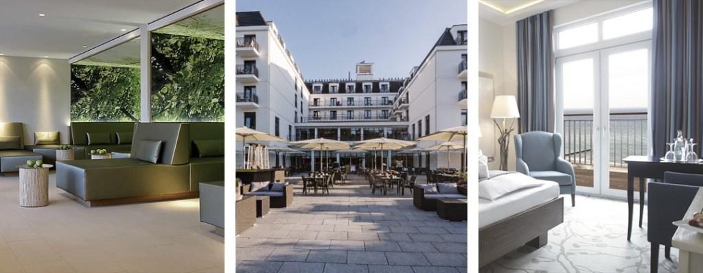 Hotel Upstalsboom in Kühlungsborn an der Ostsee