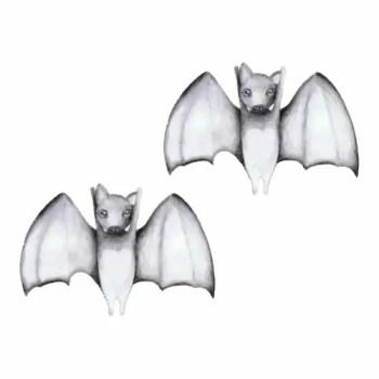 Magnus The Bat 2 pcs - Wall stories from ThatsMine