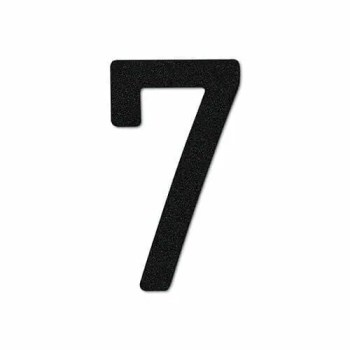 That's my letter 7 Black