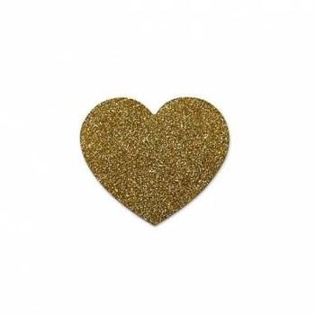 One love hook gold glitter - ThatsMine