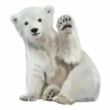 Oswald The Polar Bear - Wall stories from ThatsMine