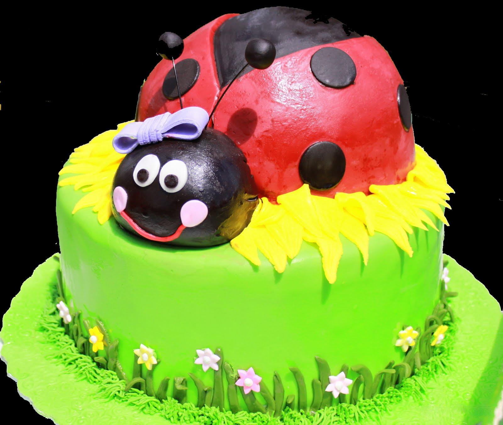 Ladybug Birthday Cake Thats My Cake