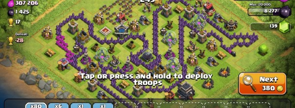 Top 10 Funny clash of clans Base no 8