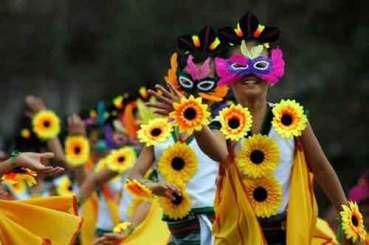 Panagbenga Festival - Top 10 Random Festivals in Philippines
