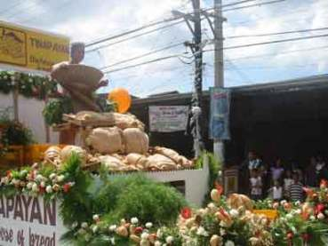 Tinapay Festival - Top 10 Random Festivals in Philippines