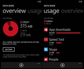 data sense windows - Thats My top 10