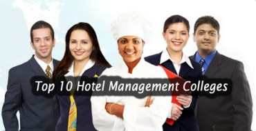 Top 10 Hotel Management Colleges - Thats My Top 10