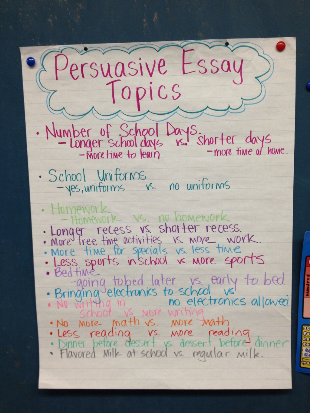 014 Essay Example Receiving Award Narrative Writing Prompt