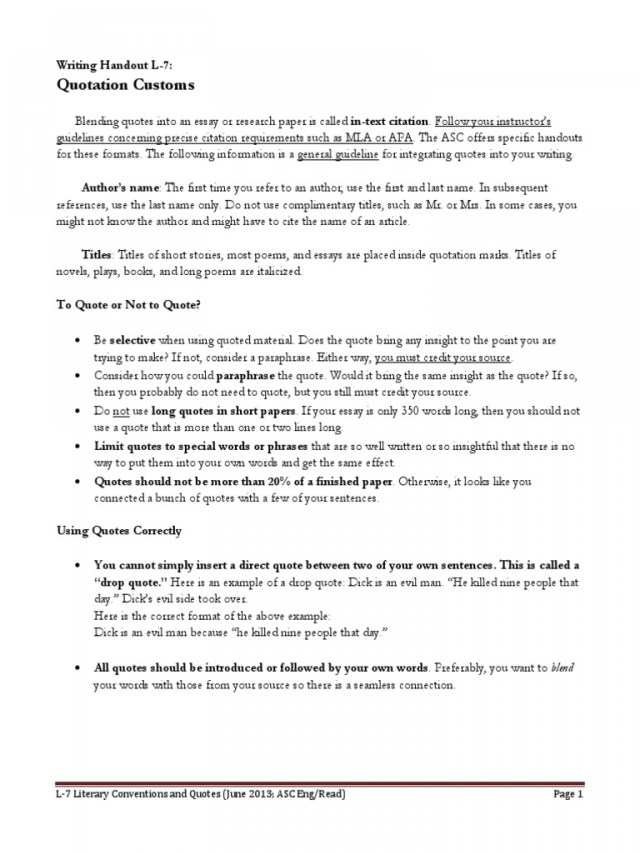 How to write an introduction for an essay: How to write titles of