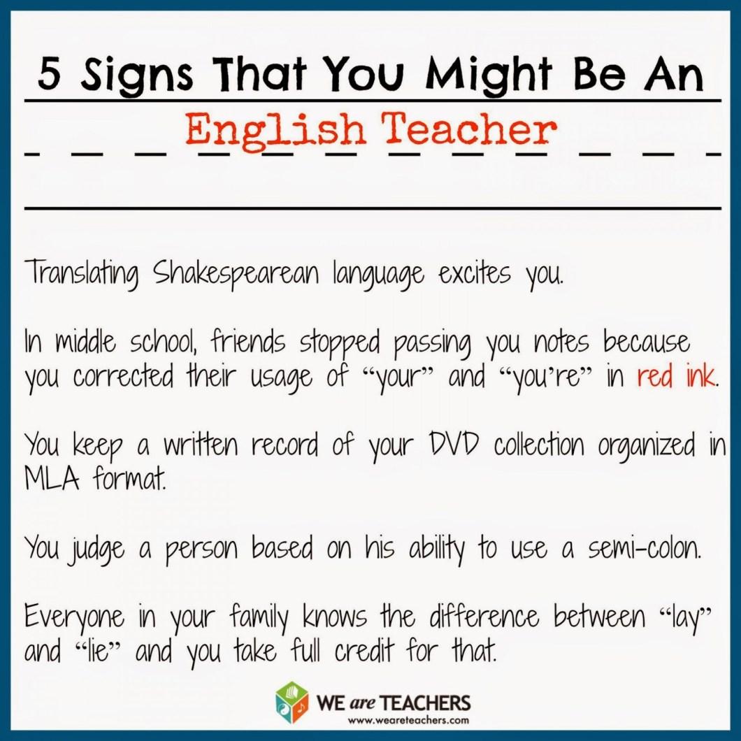 teacher essay in english for class   bestlettersco