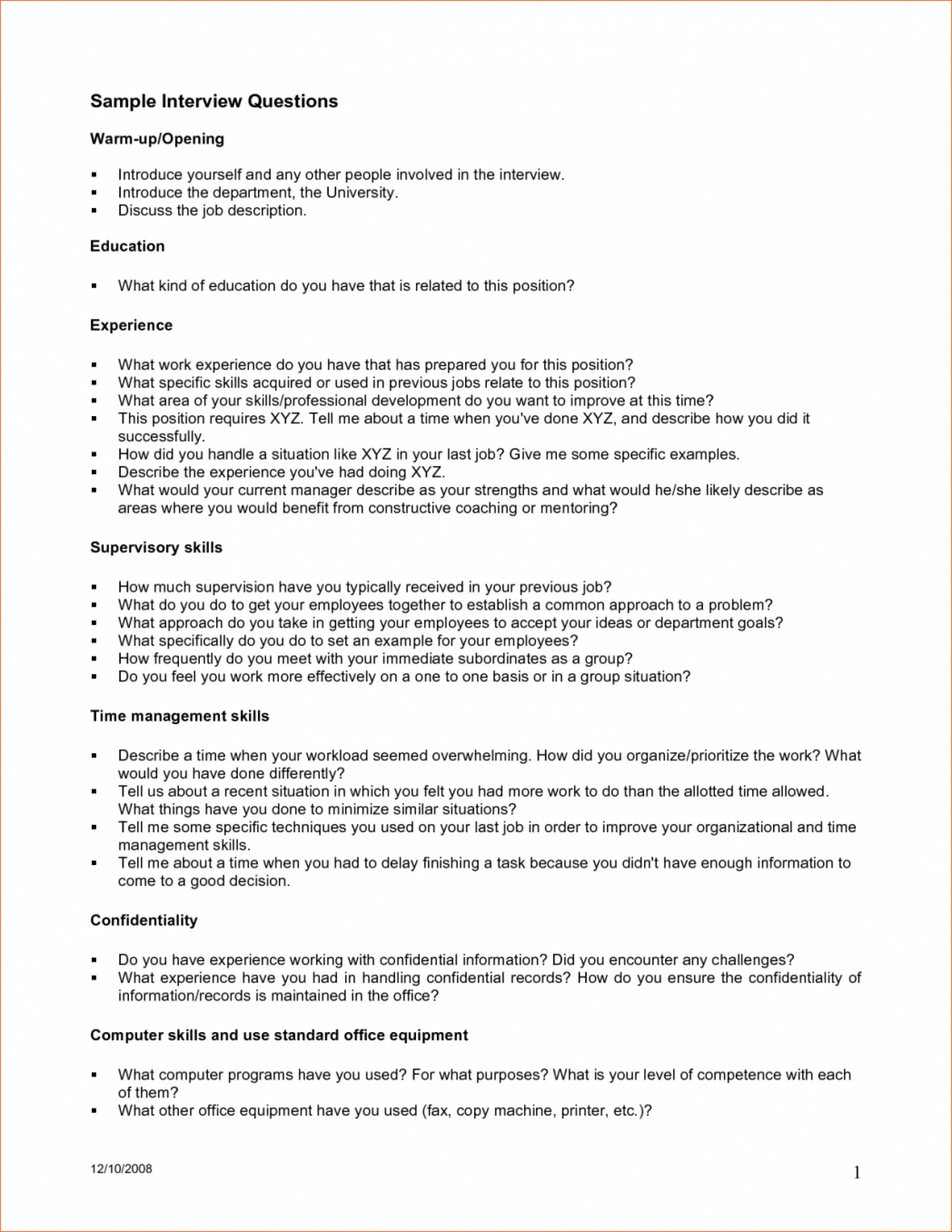 020 Example Of An Interview Essay Sample How To Write