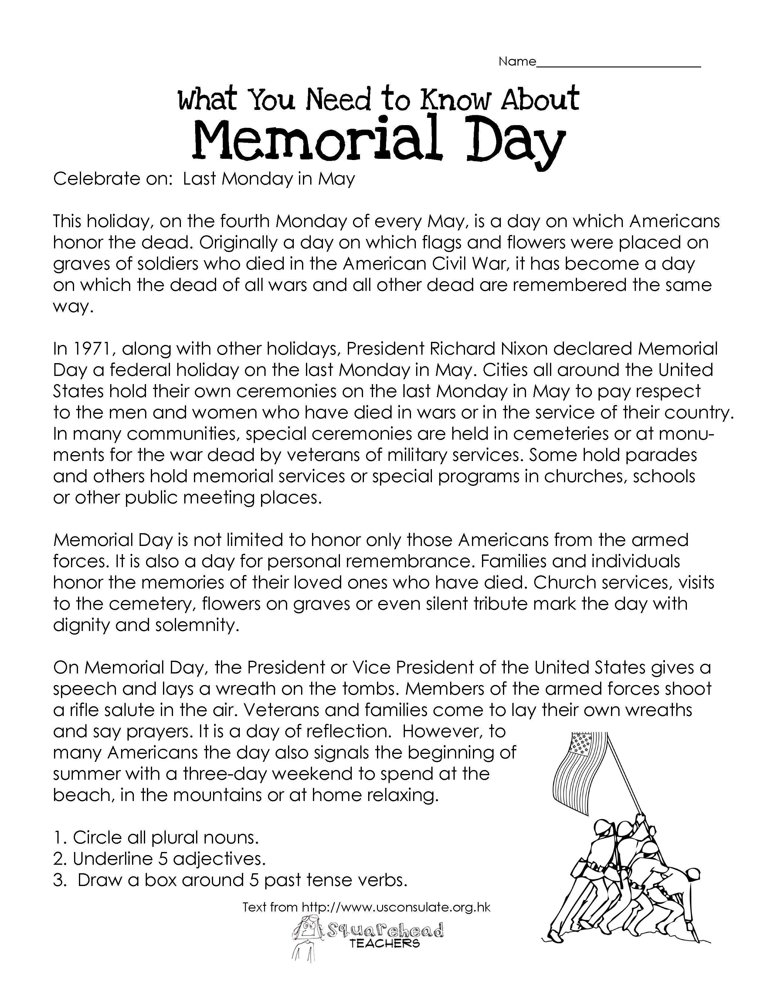 010 Veterans Day Essay Example What Is Expository Outline