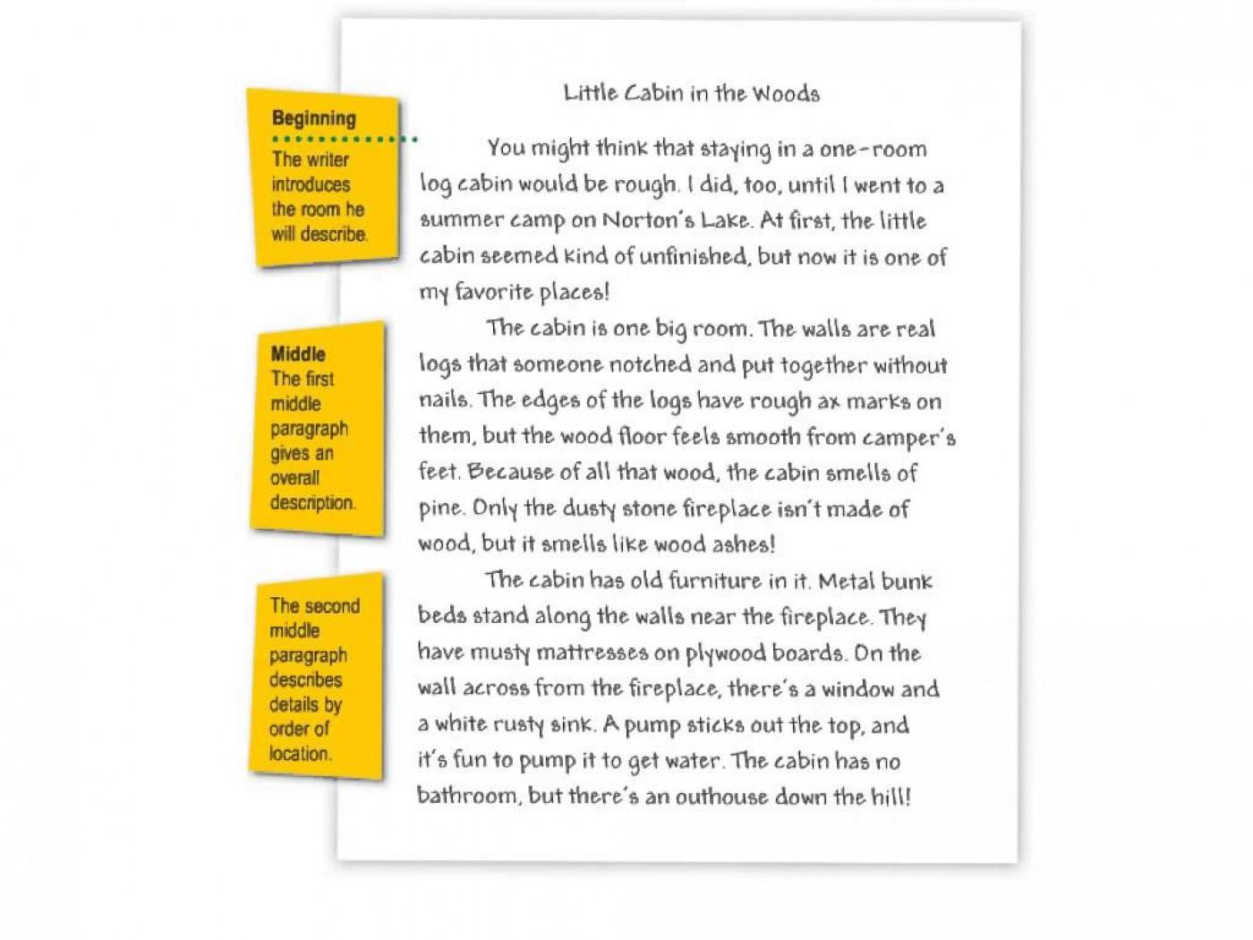 024 Essays For Grade Writing Five Paragraph Essay