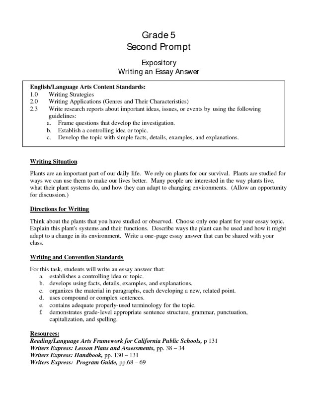 examples of expository essays for high school students   examples of expository writing essays essay example thatsnotus