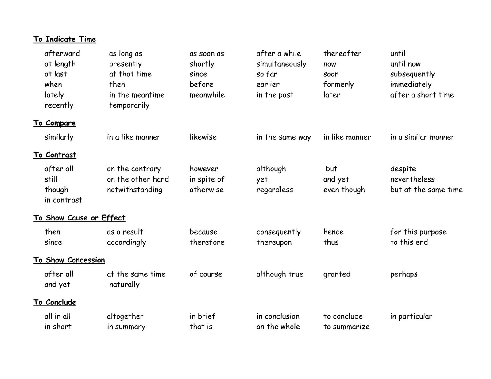 002 Essay Example Transition Words For Goal Blockety Co