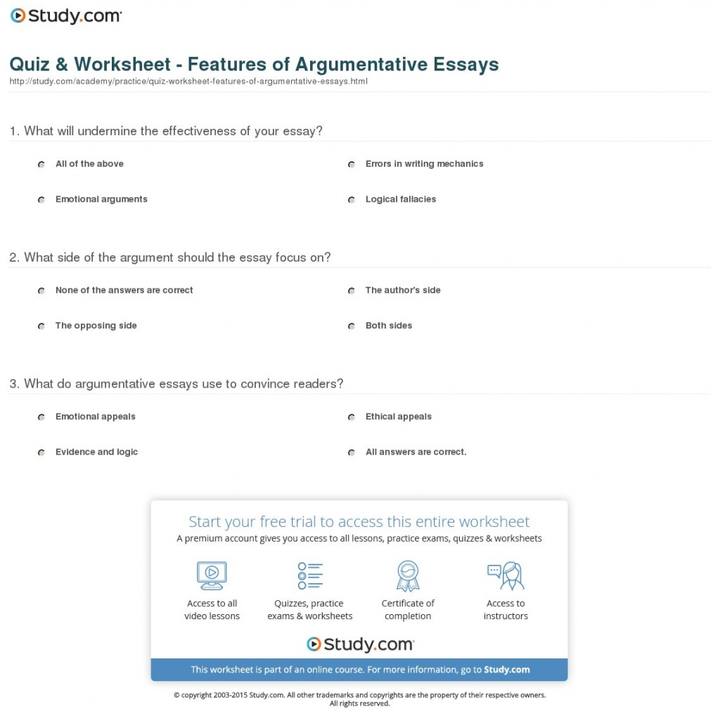 018 Mla Format Argumentative Essay Model Paper Thatsnotus