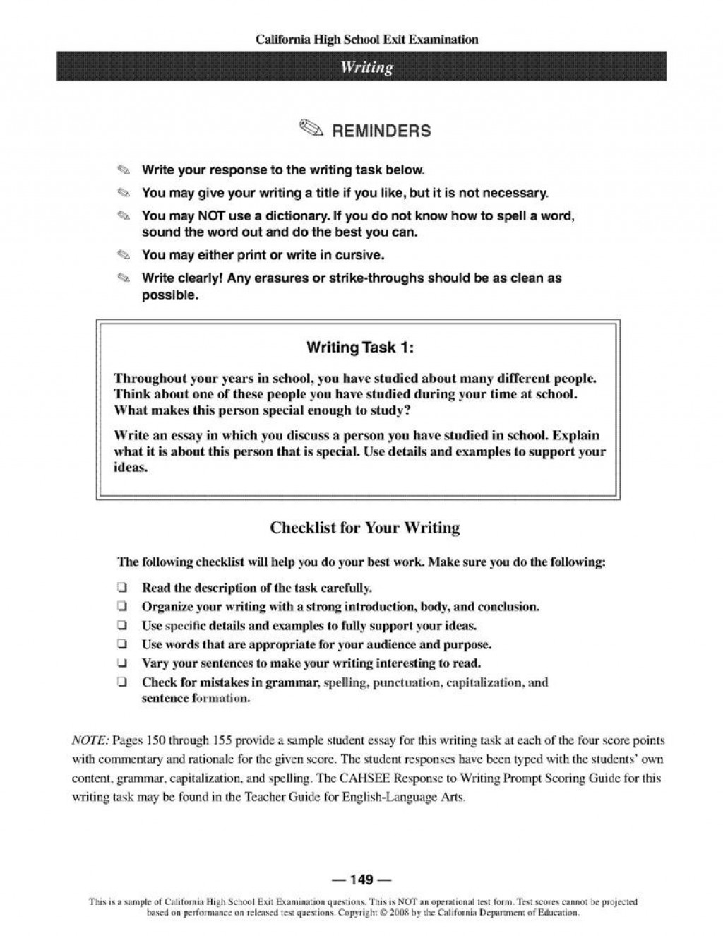 It is a photo of Printable Tsi Practice Test within tsi reading