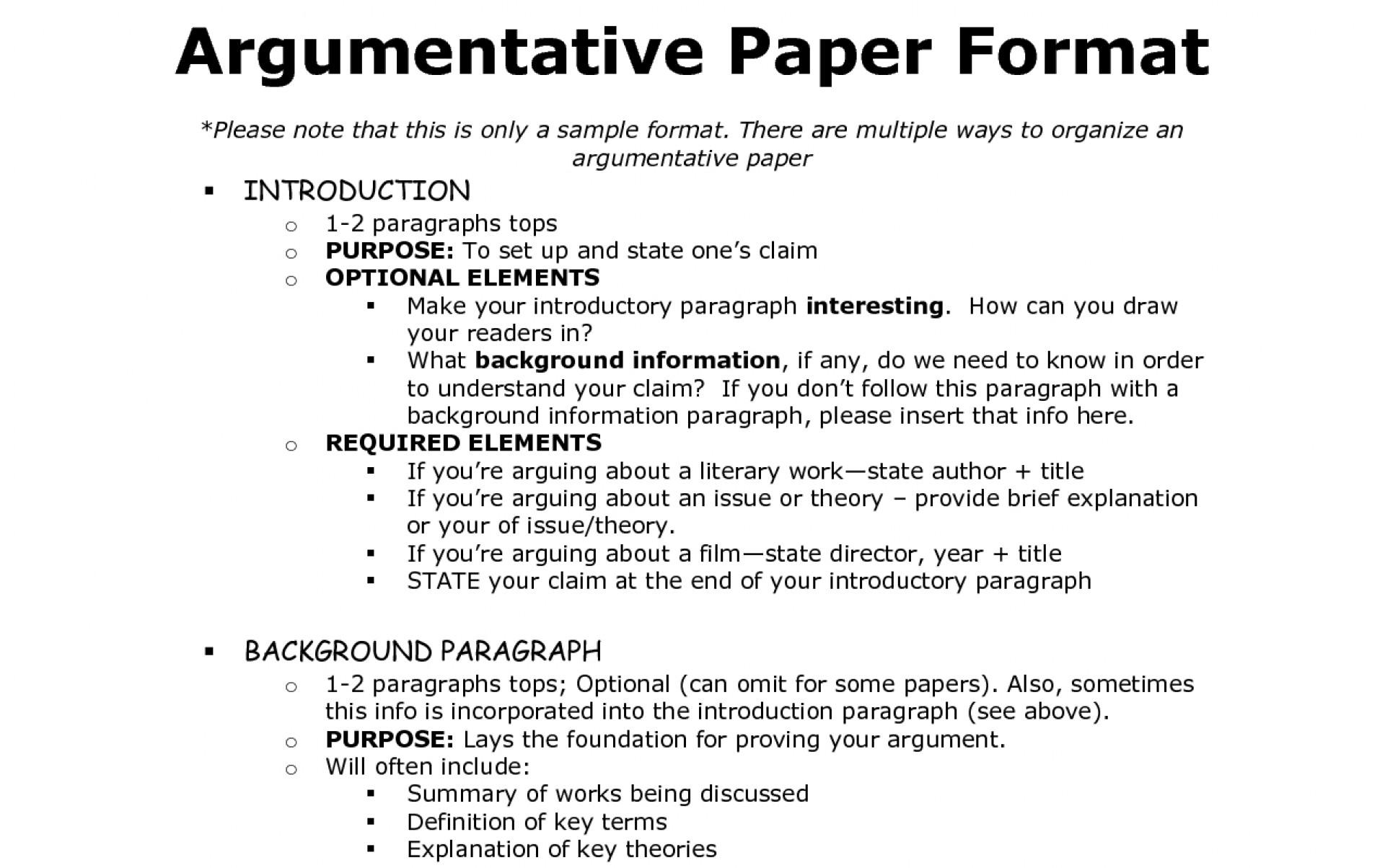 011 Persuasive Essay Definition Example Argumentative