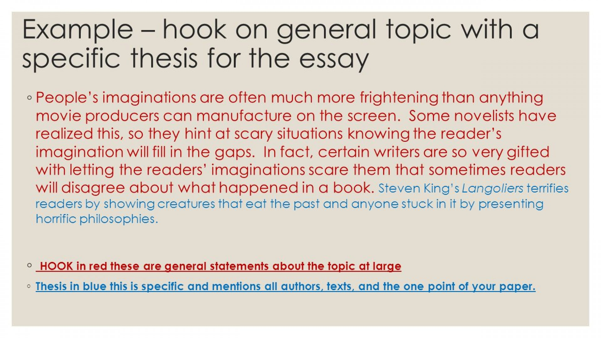 009 Essay Example Hooks For Essays Quotes About Writing