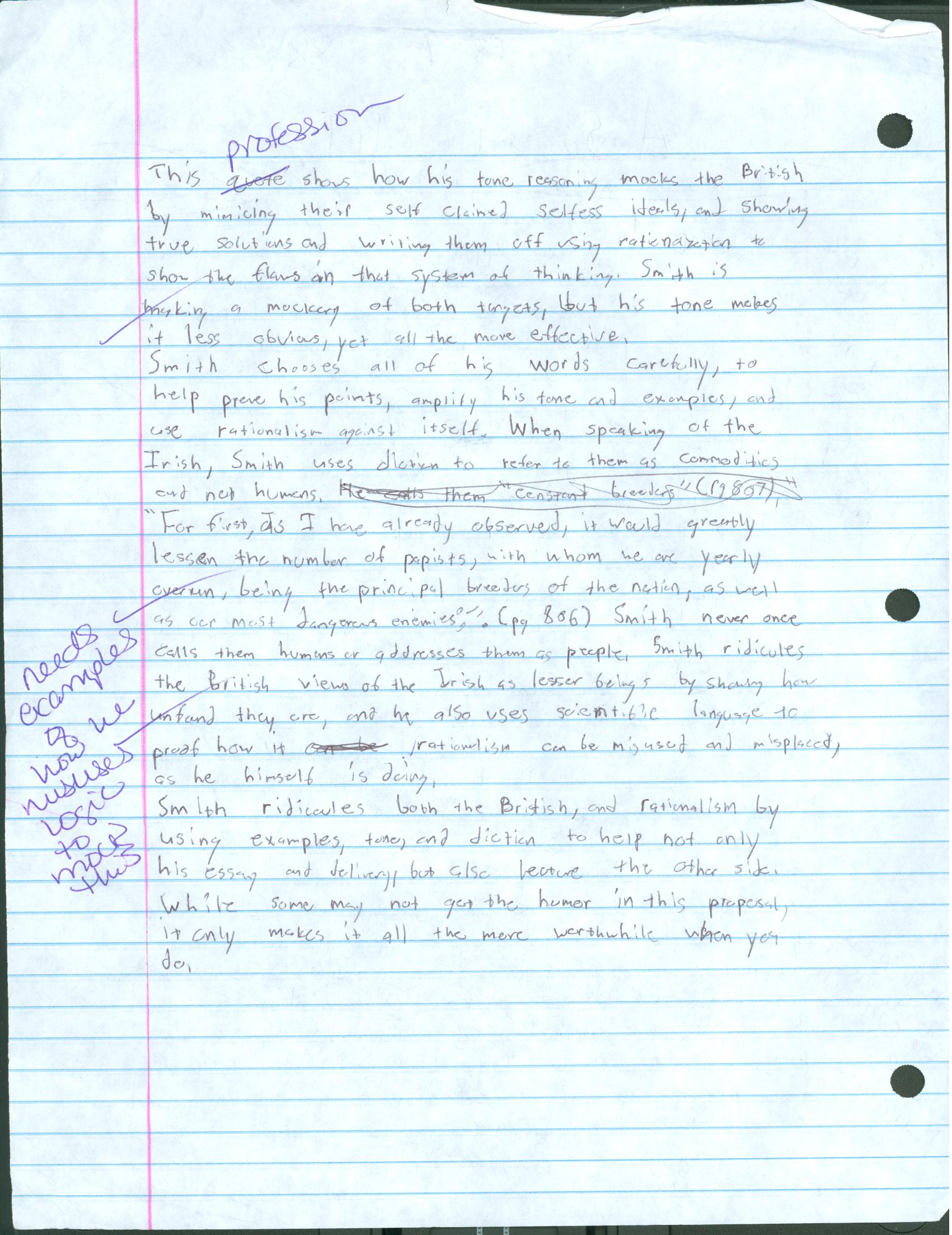 006 Essay Example Satirical Topics Examples Satire Essays
