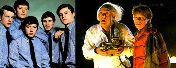 The Animals vs. Back to the Future