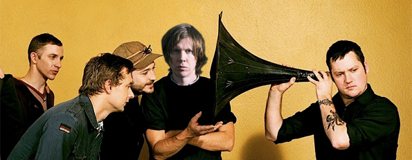Sonic Youth Modest Mouse