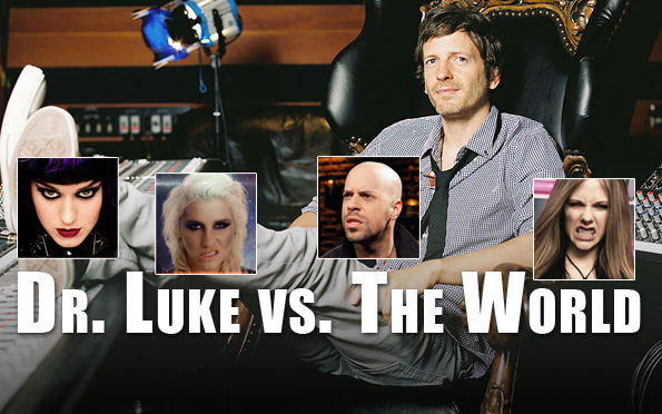 Dr. Luke vs. The World