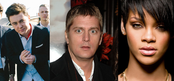 Rixton vs. Rob Thomas vs. Rihanna on ThatSongSoundslike.com
