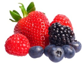 berries antioxidents