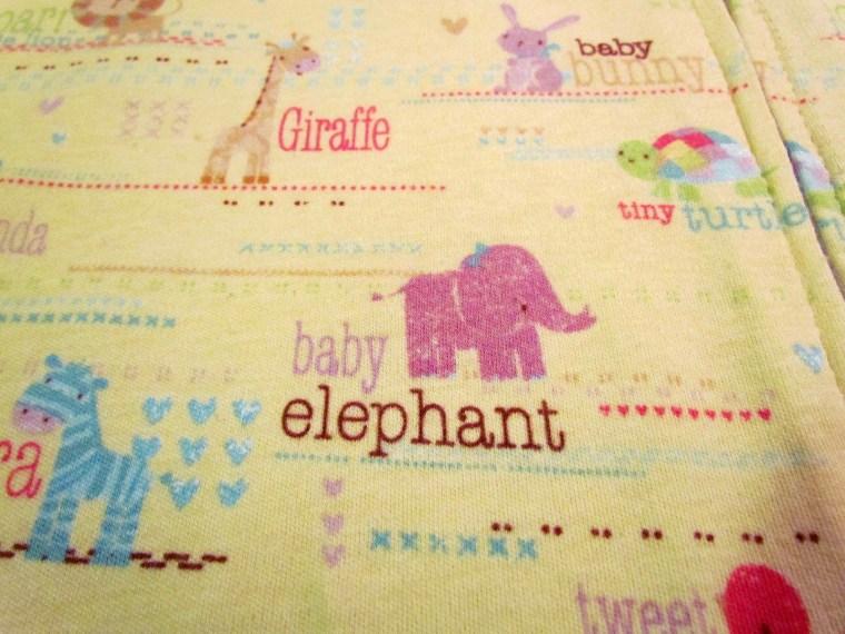 I need a baby elephant!