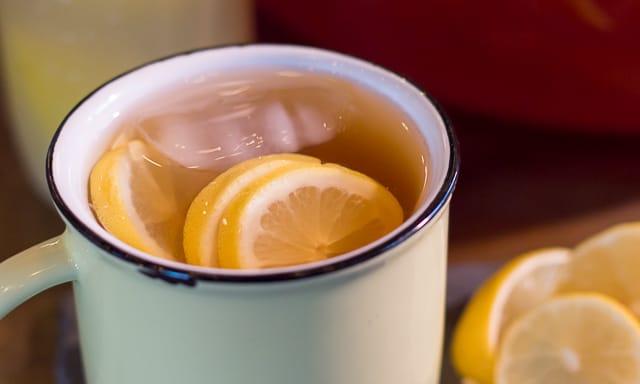 Lemon Spring Tea: Morton's Salt NextDoorChef Nashville