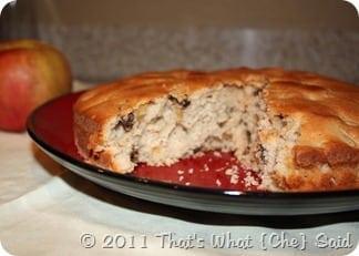 Apple Autumn Cake