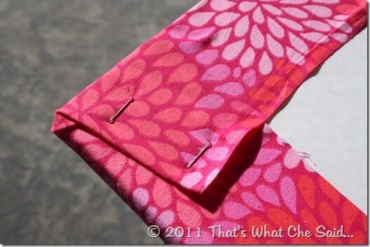 DIY Memo Board at www.thatswhatchesaid.com
