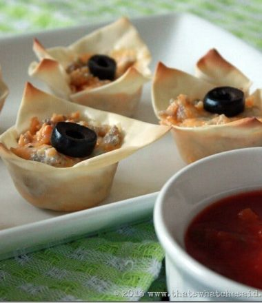 Perfect Game Day Appetizers!