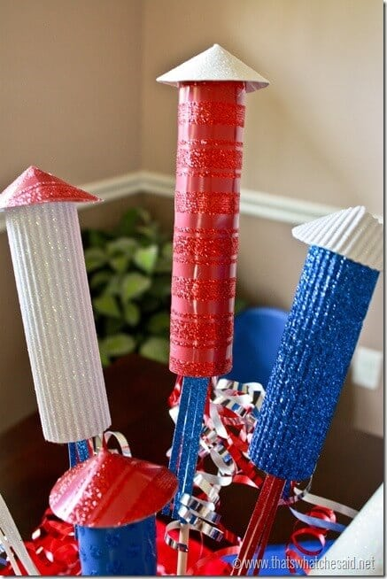 Firecracker Paper Crafts