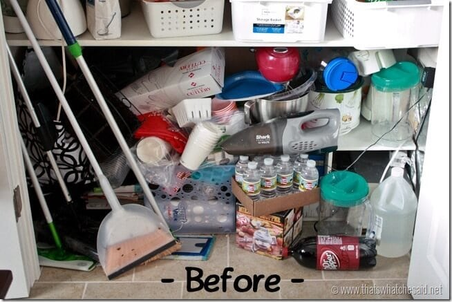 before-mess