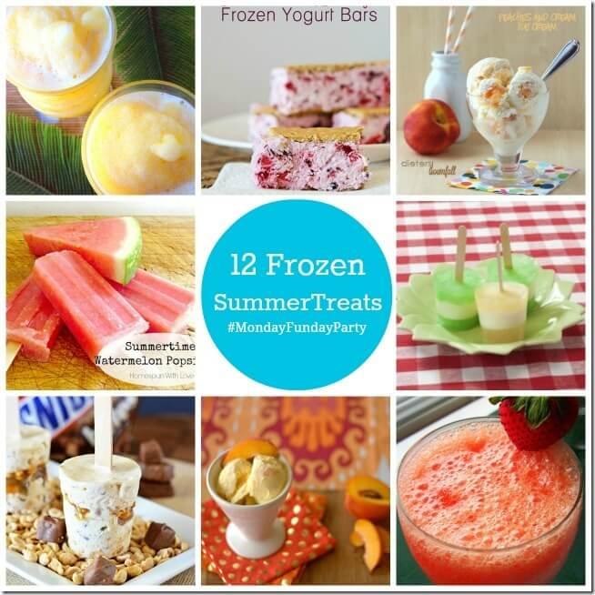 12 Frozen Treats at thatswhatchesaid.net