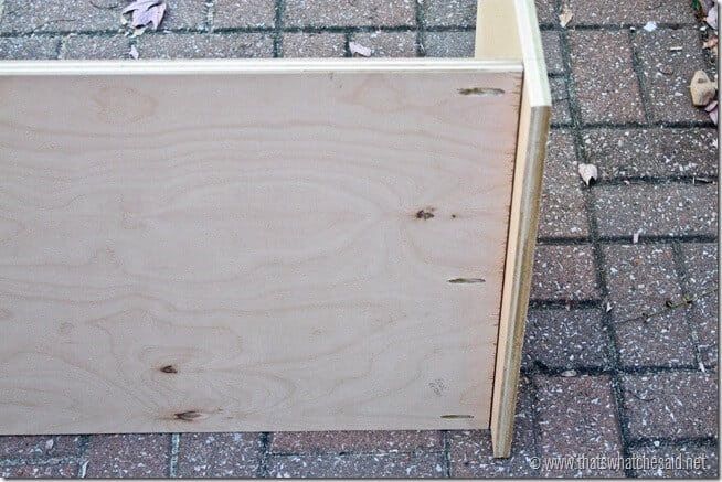 Cubby System Build