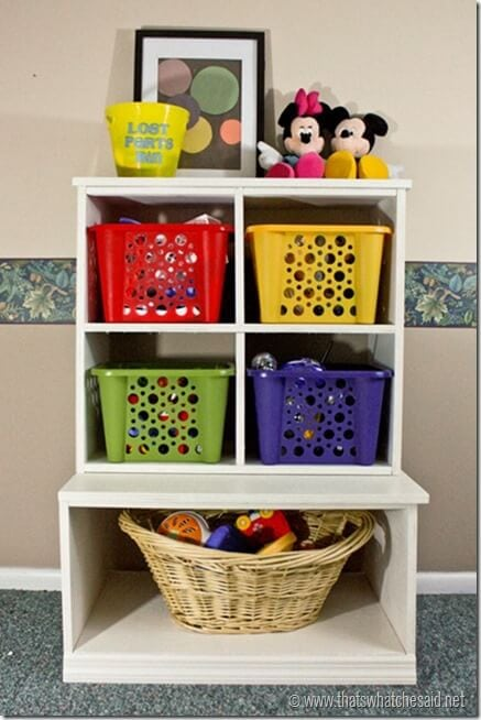 DIY Storage System with thatswhatchesaid.net